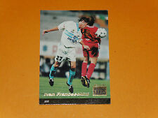 IVAN FRANCESCHINI OLYMPIQUE MARSEILLE OM FOOTBALL CARD PANINI 1996-1997