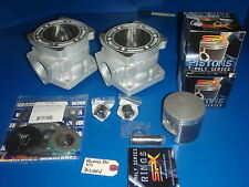 POLARIS RMK 800 XC800 TOP END REBUILD KIT CYLINDERS/PISTONS/GASKETS 3021064 CORE