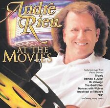 Andre Rieu .. Andre Rieu - At The Movies