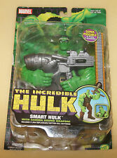 Marvel Legends Hulk Classics Smart The Incredible Bruce Banner Gamma Sound Weapo