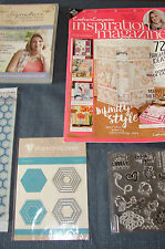 Crafter's Companion Idea Magazine 3 with Accessories - Summer Edition new other