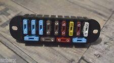 Lada Niva  Laika Riva 2101-2107  Fuse Box + Fuses EURO 9 Fuses (+ 4 Spare)