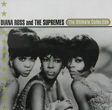 DIANA ROSS & THE SUPREMES ULTIMATE COLLECTION CD (GREATEST HITS / VERY BEST OF)