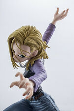 DRAGON BALL Super SCultures 6 Vol.3 C 18 Androide DX Pvc Figure
