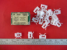 Auveco #'s 13616 1971-84 Chrysler Cars & Trucks Wide Moulding Nylon Fastener