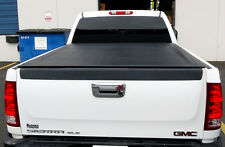 Tonneau Cover Roll Up for 2002-2008 Dodge Ram 6'4 Truck Bed Low Profile Tonno