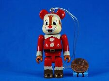 Medicom Bearbrick Unbreakable Disney Chip and Dale Figure Cake Topper K1048_C