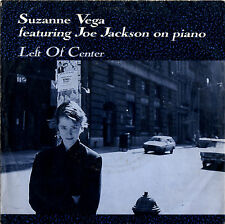 SUZANNE VEGA left of center / cracking (live) 45RPM 1986 Joe Jackson