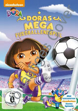 DVD * DORA - DORAS MEGA - FUSSBALLENDSPIEL # NEU OVP =