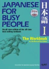Japanese for Busy People: Kana Workbook Incl. 1 CD (Japanese for Busy People S..