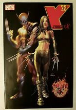 X-23: Target X #1 (2007, Marvel) Rare, Choi Top Cow Wolverine Variant