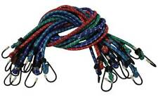 "10 Pc 18"" Long Bungee Cord Set Light Duty"