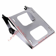 2 UP Tour Pak Mounting Luggage Rack For Harley Street Glide Road King 2014-2017
