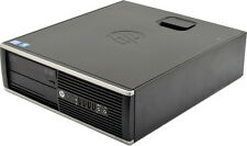 HP Elite 8300 SFF Desktop  Core i5 3rd Gen Quad Core 3.20GHz 250GB HD 4GB  Win 7