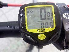 Funk bicicleta equipo bicicleta velocímetro Tachometer rueda bike Bicycle bicicleta inalámbrico