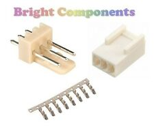 "5x 3-Way 2.54mm / 0.1"" PCB Connector Kit (Molex KK Style) - 1st CLASS POST"