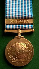 UN KOREA MEDAL BRITISH ISSUE