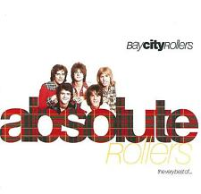 BAY CITY ROLLERS - Absolute Rollers the very Best of...