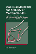 Statistical Mechanics and Stability of Macromolecules: Application to Bond Disru