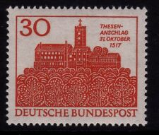 W Germany 1967 Luther's Theses SG 1449 MNH
