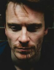 Michael Fassbender signed 8x10 Photo - Proof - Assassin's Creed, Alien