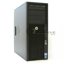 HP Z210 Desktop / Workstation Intel E3-1270 3.4GHz / 12GB RAM / 2TB HDD / Win 10