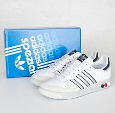 Mens Adidas Originals GS SPZL Vintage White Trainers GRAND SLAM BNIB UK 9.5 Rare