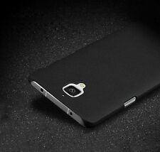 Ultra-thin Sandstone Hard Back Case Cover For OnePlus 3/OnePlus Three A3000