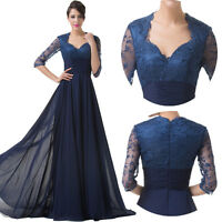 GK Long Bridesmaid Formal Gown Ball Party Evening Prom Maxi Dresses UK SIZE 6-20