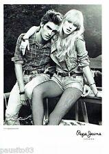 PUBLICITE ADVERTISING 116  2011  Pepe Jeans  pret à porter homme & femme