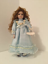 PORCELAIN DOLL Vintage Knightsbridge Collection - Casey - EXCELLENT CONDITION