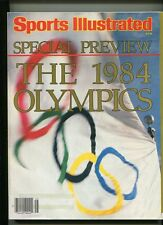 Sports Illustrated Special Preview The 1984 Olympics    MBX53