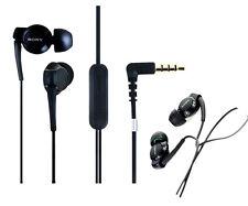 Sony ERICSSON MH-EX300AP Dans L'oreille Écouteurs Stéréo Casque Mains Libres Noir UK