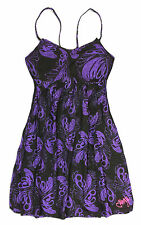 New ROXY 'Growth' Dress Size 1 / 8L / XS / 8 Summer Cotton Quiksilver