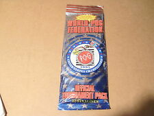 POGS UNOPENED PACK WORLD POG FEDERATION TOURNAMENT KNOTTS BERRY FARM U.S. 1995