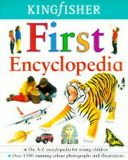 Ruth Thomson, Anne Civardi Kingfisher First Encyclopedia Very Good Book