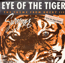 SURVIVOR Eye Of The Tiger (Theme From Rocky III) / Take You On A Saturday 45