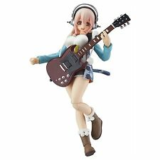 Used Max Factory figma Nitro Super Sonic Sonico Tiger Hoodie ver. Sexy Figure