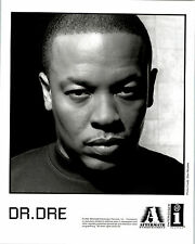RARE Original Press Photo Dr. Dre Aftermath Beats by Dre Andre Romelle Young