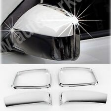 Exterior Chrome Side Mirror Cover Molding Guard K-392 for KIA Sportage 2004-2009