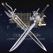 2PCS Final Fantasy XV FF15 Noctis Lucis Caelum Big Sword Cosplay resin Props 42""