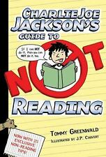 Charlie Joe Jackson's Guide to Not Reading-ExLibrary