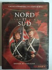 DVD neuf _NORD ET SUD Volume 8_ 1 EPISODE + DOCUMENTAIRE