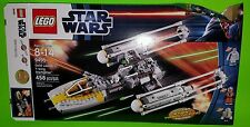 LEGO Star Wars Set 9495 Gold Leaders Y-WING STARFIGHTER Princess Leia R5-F7 NEW
