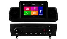 Navigation/ipod/bluetooth / dvd/gps/nav Pantalla Táctil Bmw 1-Series e88/e87/e82 / E81