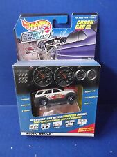 "HOT WHEELS DIECAST CYBER RACERS CRASH CAR ""SPORT UTILITY VEHICLE"""