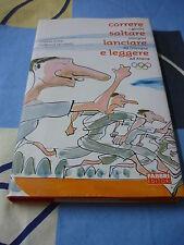 Correre i giochi slatare olimpionici lanciare ad olimpia e leggere a Atene Gotti