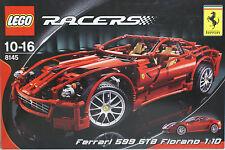 Lego Racers Ferrari 599 GTB Fiorano 8145 (ohne OBA u. ohne Box)