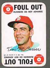 "1968 Topps Baseball ""Game"" Card - #18 - Tim McCarver - See the Scans!"