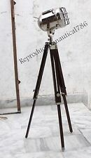 Nautical Photo Studio Floor Lamp Vintage Bedroom Classical Searchlight Decor E27